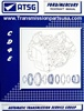 CD4E transmission repair manual 1994-on