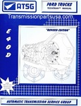 E40D Transmission repair manual