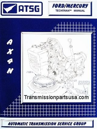ax4n transmission repair manual pdf AX4N Transmission Used AX4N Shift Firmness
