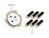 2843501K GM POWERGLIDE, 1.76:1 CARRIER PLANET PINION PIN SET
