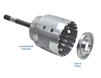 77733-14K Reinforced Input Housing Kit with HD Input Shaft for 4L60/E