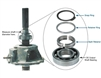 10042002K NEWPROCESS 240 TRANSFER CASE RETAINER KIT, SPLIT RING