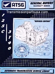 TH125, 125C ATSG transmission repair manual