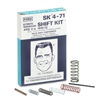 C4 Transmission Shift Kit 1970-72. (With screw in modulator).