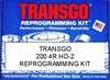 2004R HD2 performance reprogramming kit™ 1981-on. (automatic shift).
