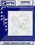 F4A33-W4A33 ATSG Transmission repair manual