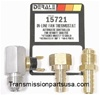 15721 In line Fan Thermostat Switch with 8 AN fittings