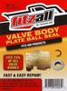 VB-101 Valve Body Plate Check Ball Seat Repair Kit.