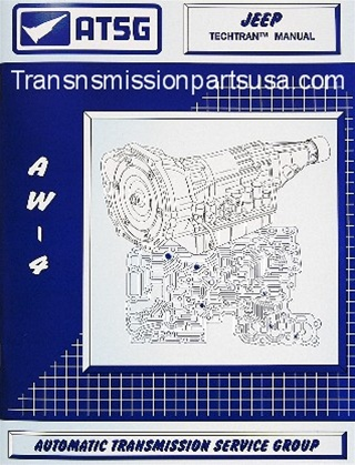 atsg transmission repair manual pdf