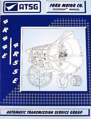 atsg transmission repair manual 4r44e 4r55e transmission repair manual rh transmissionpartsusa com Ford 4R55E Problems 4R44E Transmission Problems