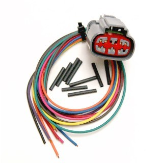 260 00026389B 2 e40d 4r100 transmission wire harness ford transmission solenoid transmission wiring harness for kia sportage at nearapp.co