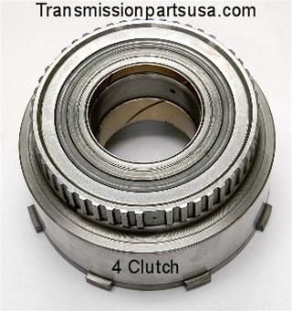 26781C 4R100 Transmission direct drum (4 Clutch Drum)