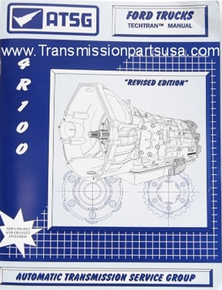 transmission repair book ford