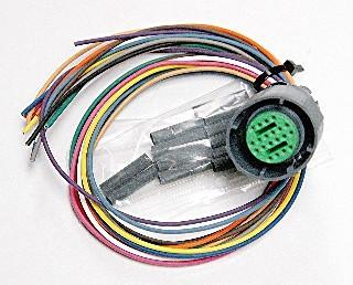 35389d 4l60e transmission external wire harness repair 1995 2003 4L60 Wiring
