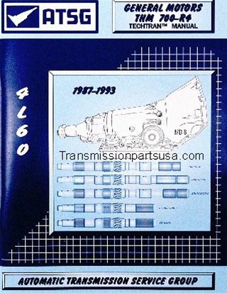 4L60E Manuals