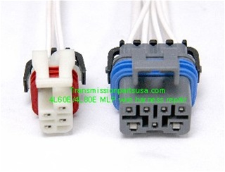 4l60e 4l80e transmission wiring harness 4l60e 4l80e transmission rh transmissionpartsusa com 4L60E Transmission Wiring Connector Diagram 4l60e transmission external wiring harness