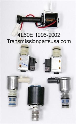 4L60E    4L65E    transmission    solenoids    4L60E    4L65E    transmission