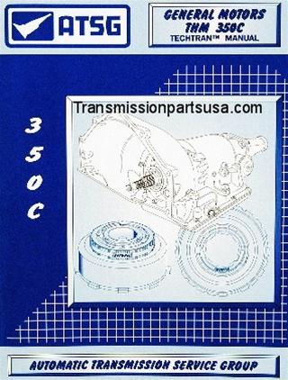 47TM00 350 Transmission Repair Manual ATSG CD ONLY
