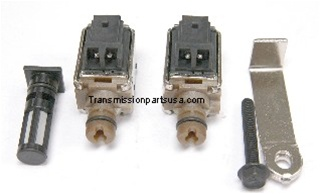 50393AK 4T80E Transmission 1-2, 2-3 Shift solenoid set 1993-on