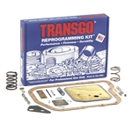 A904 TF6 A727 TF8 Transmission Performance Reprogramming Kit