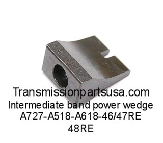 54991 TF8 A727 A518 A618 46RE 47RE 48RE Intermediate (front) band strut  (The Power Wedge)