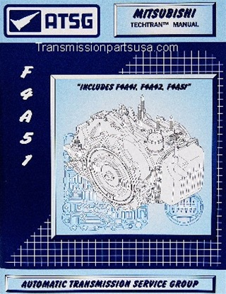 560 00056TM04 2 f4a41 f4a42 f4a51 transmission repair manual atsg transmission  at readyjetset.co