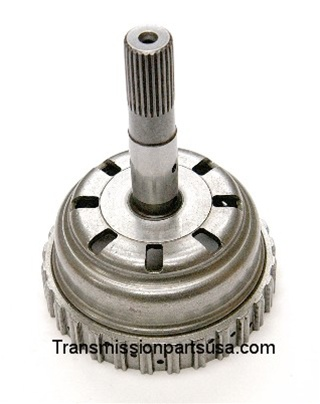 A604 41te Transmission Under Drive Hub With Shaft A604 border=