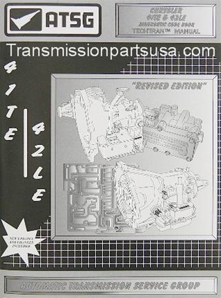 A604 41te Transmission Code Book Atsg Transmission Repair border=