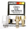 Derale 13021 In line Fan Thermostat Switch with 6 AN fittings