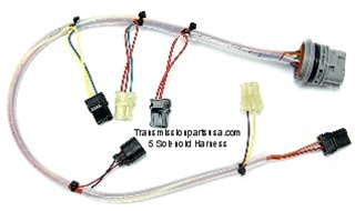 k41954he f4a41 f4a42 transmission wire harness 1996-2004 (5 solenoid)