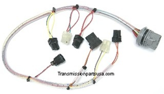 609 0T41446AC 2 f4a41 f4a42 transmission solenoid wire harness transmission wire harness at bayanpartner.co