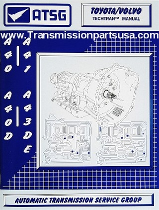 toyota a40 series atsg transmission manual a40 a41 a42 a43 a44 rh transmissionpartsusa com Turbo 400 Transmission Troubleshooting Turbo Hydra -Matic